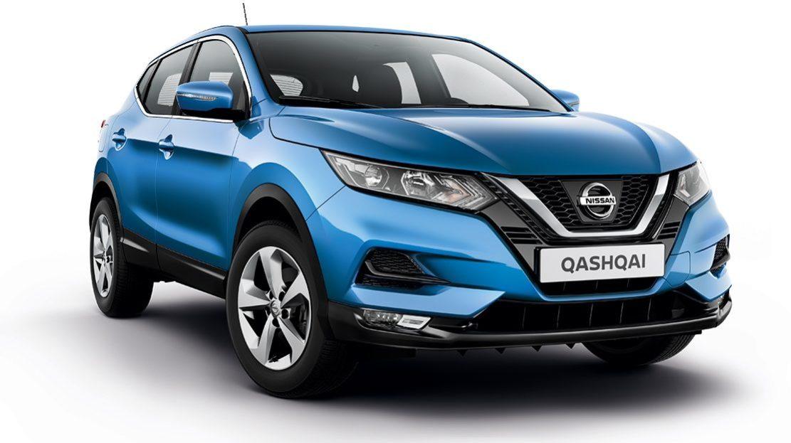 Noleggio Nissan Qashqai