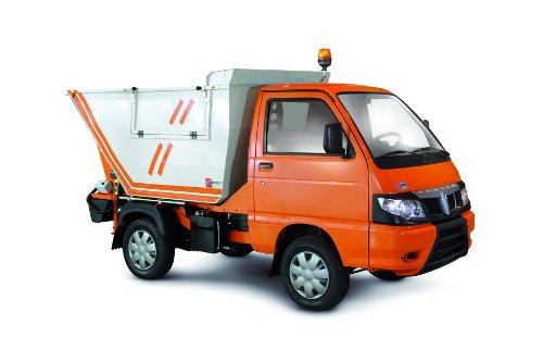 Noleggio furgone smaltimento rifiuti