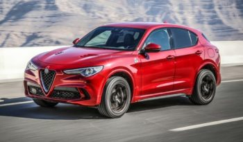 NOLEGGIO ALFA ROMEO STELVIO 2.2 Turbo Diesel 160CV AT8 RWD Business