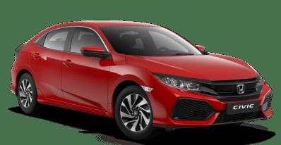 Noleggio Honda Civic