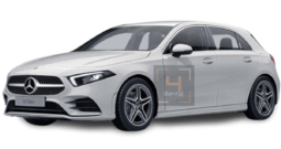 Noleggio Mercedes Classe A EQ-POWER