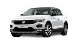 Noleggio VW T-Roc 2.0 Tdi da €349 al mese.