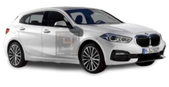 NOLEGGIO BMW SERIE 1