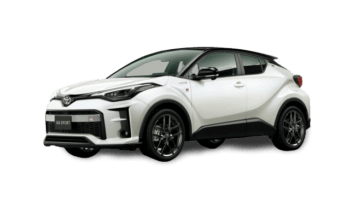 Noleggio Toyota C-Hr