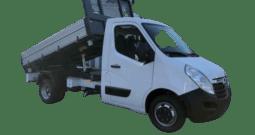 Noleggio Opel Movano Cassone Ribaltabile