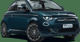 Noleggio Fiat 500 elettrica tua da € 295/mese