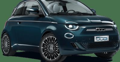 Noleggio Fiat 500 elettrica