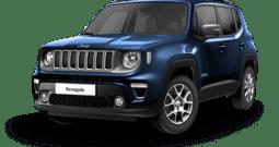 Noleggio Jeep Renegade 4XE tua da €395 al mese!