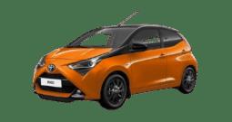 Noleggio Toyota Aygo tua da 125€ al mese