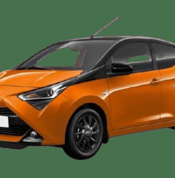 Noleggio Toyota Aygo