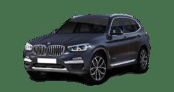 Noleggio BMW X3 xDrive 30e xLine tua da €780 al mese