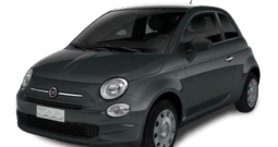Noleggio Fiat 500 Hybrid tua a €170 al mese