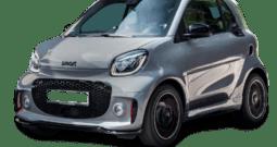 Noleggio Smart For Two ELETTRICA Prime da €185 al mese
