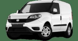 Noleggio furgone Fiat Doblò senza ANTICIPO