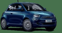 Noleggio Fiat 500 ELETTRICA con ANTICIPO ZERO