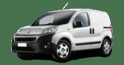 Noleggio furgone Fiat Fiorino senza ANTICIPO