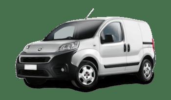 Noleggio Fiat Fiorino senza anticipo