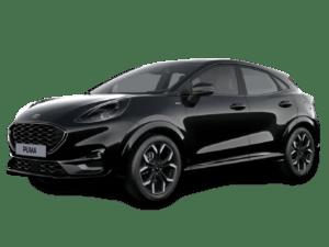 Noleggio Ford Puma Hybrid