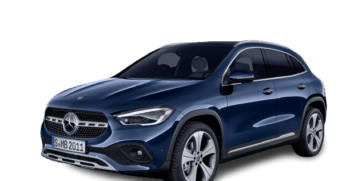 Noleggio Mercedes GLA