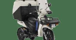 Scooter delivery Piaggio Mymoover da €210