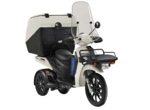 pIAGGIO mYMOOVER - sCOOTER DELIVERY