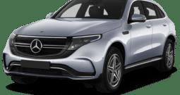 Noleggio Mercedes EQC ELETTRICA