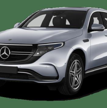 Noleggio Mercedes EQC